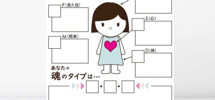 メルボルン数秘アドバイザーKUMIさま 鑑定書デザイン